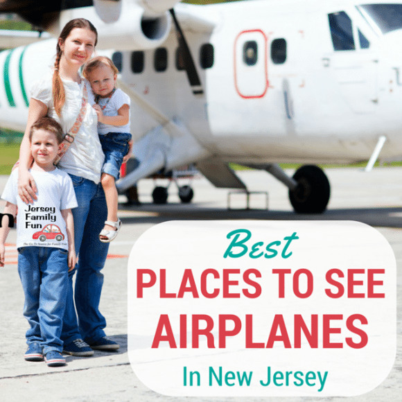 Best Places to see Airplanes in New Jersey