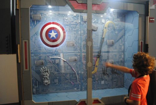 Marvel Experience Captain America