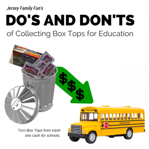 Do's and Don't of Collecting Box Tops