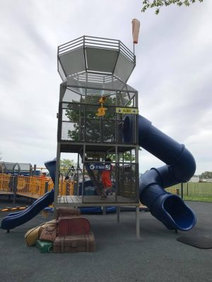 Ed Brown Playground at Maclearie Park 1