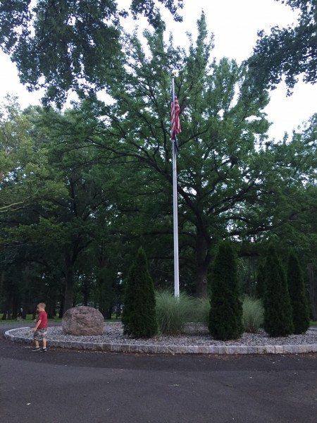 Unami Park Flagpole