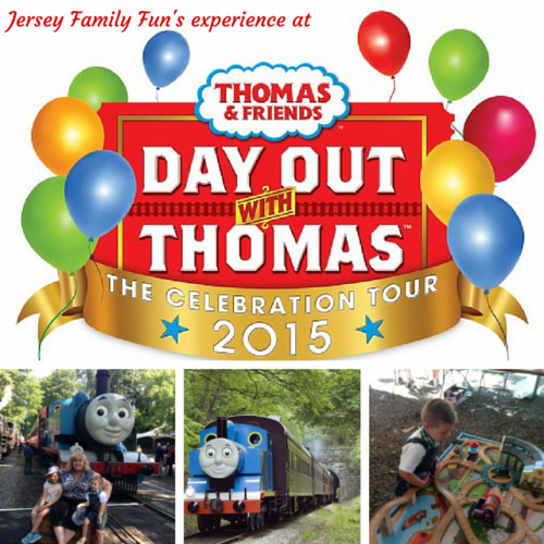 Jersey Family Fun's experience at