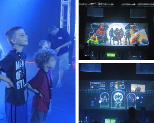 Marvel Experience Collage 2
