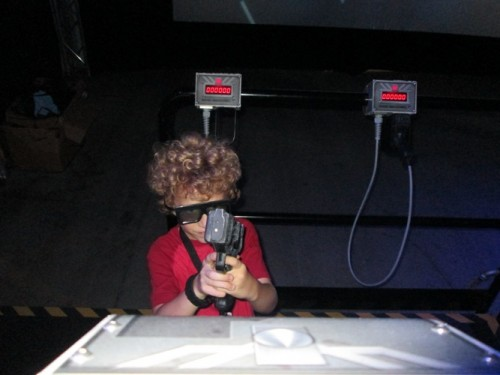 Marvel Experience Halo Blaster Training Stimulator
