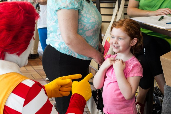 McDonalds Philly Yoga Event - Photos by Swiger Photography