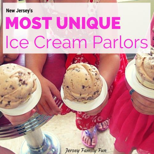 Most Unique Ice cream shops