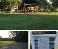 joe palaia park collage