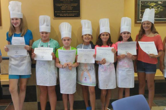 Kitchen Wizards South Jersey Cooking Camps