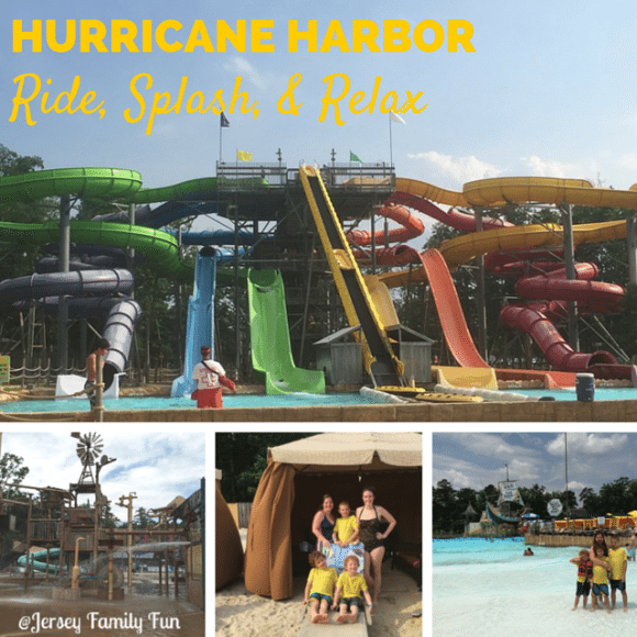 Hurricane Harbor at Six Flags Great Adventure