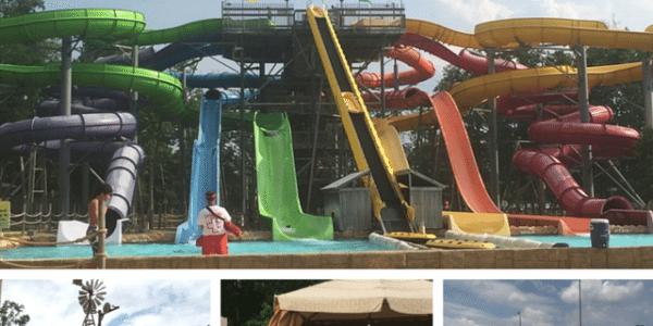 Hurricane Harbor at Six Flags Great Adventure