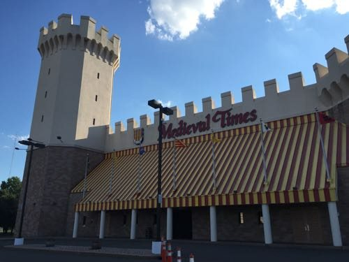 Medieval Times New Jersey Castle