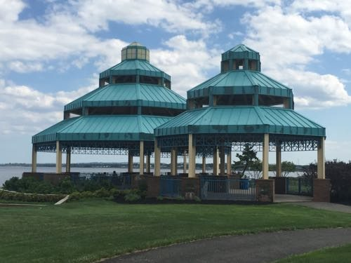 Gorgeous views at Raritan Bay Waterfront Park
