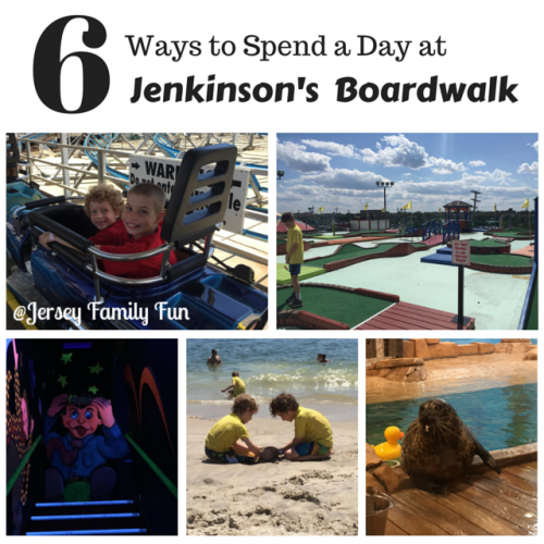Jenkinson's Boardwalk