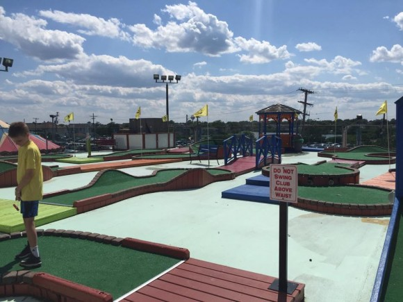 Jenkinsons Mini Golf
