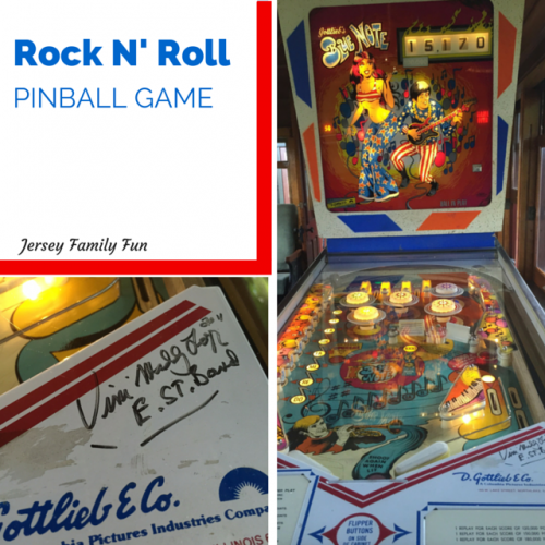 Rock N' Roll Pinball