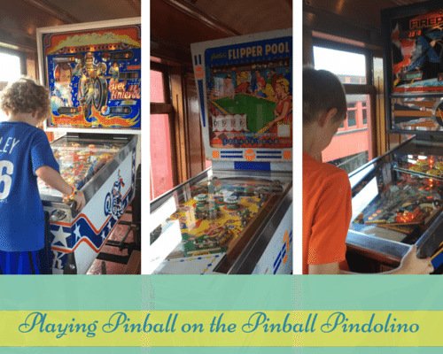 Strasburg Pinball Train Car 1