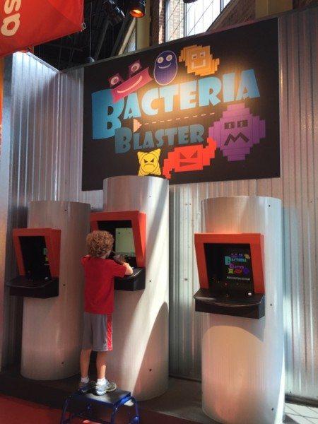 Turkey Hill Experience bacteria blaster