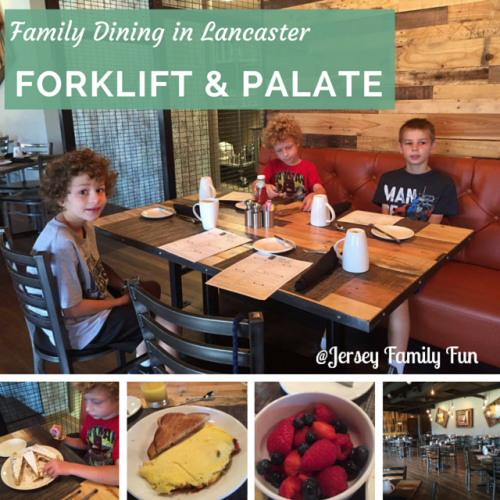 Forklift & Palate