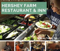 Hershey Farm Restaurant and Inn in Lancaster PA