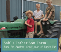 Sahls Father Son Farm