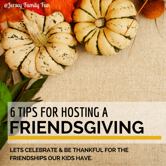 6 Tips for hosting a friendsgiving