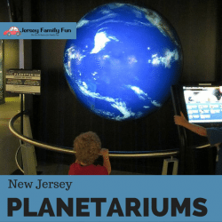 New Jersey Planetariums