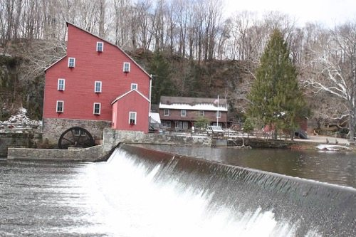 Clinton Red Mill