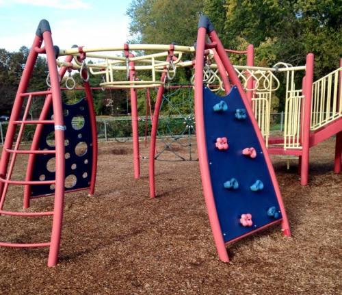 wayside park climbing