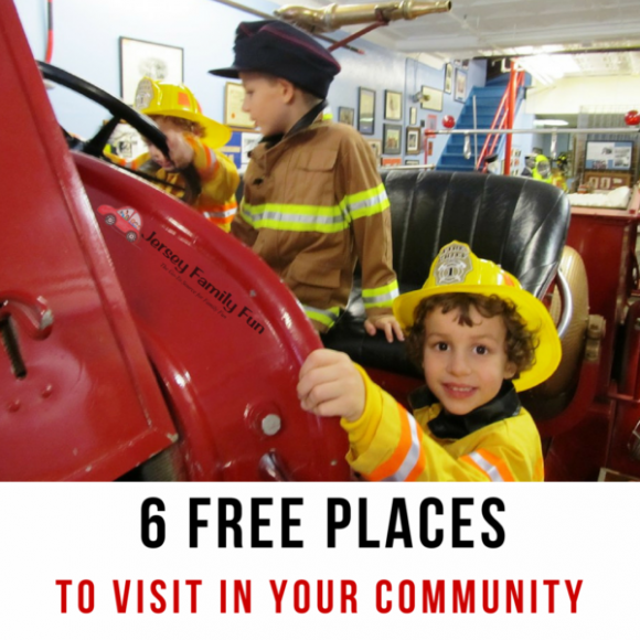 6 Free Places to Visit in Your Community