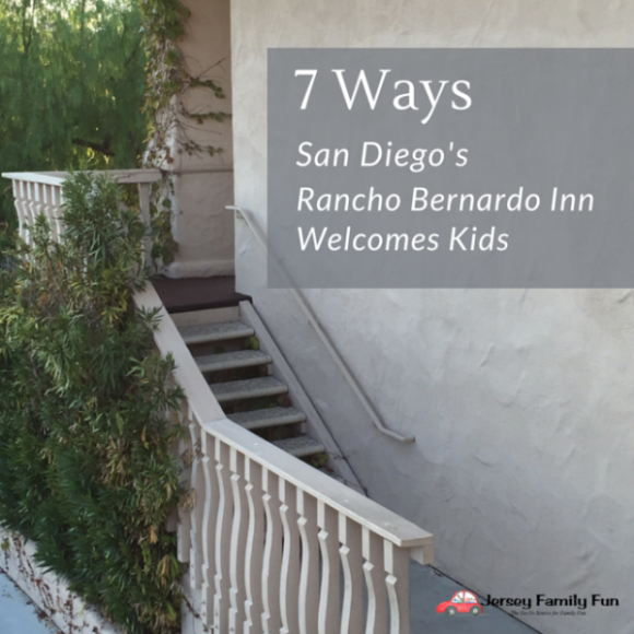 7 Ways San Diego's Rancho Bernardo Inn Welcomes Kids