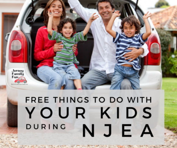 Free things to do with your kids during NJEA School Holidays