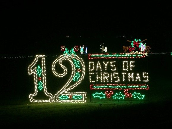 Hershey Sweet Lights 12 Days of Christmas