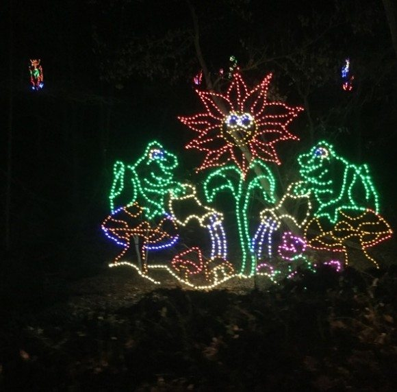 Hershey Sweet Lights Enchanted Forest 1