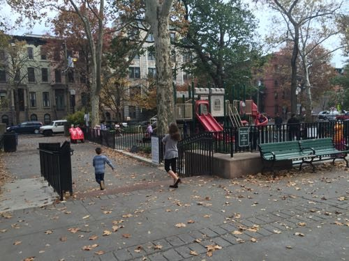 The Van Vorst Park playground