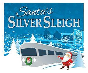 Santas Silver Sleigh