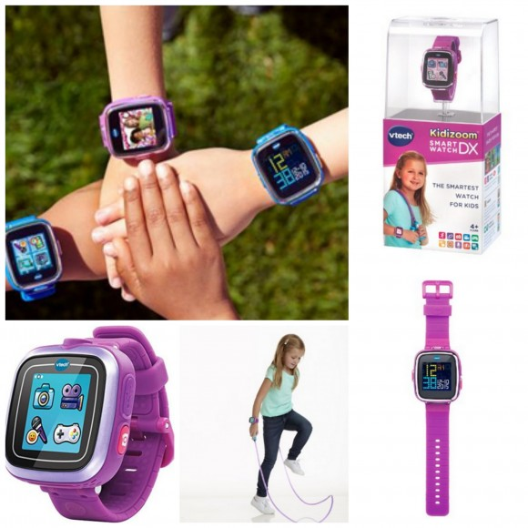 Will you be the one to win this Vtech KidiZoom Smart Watch?
