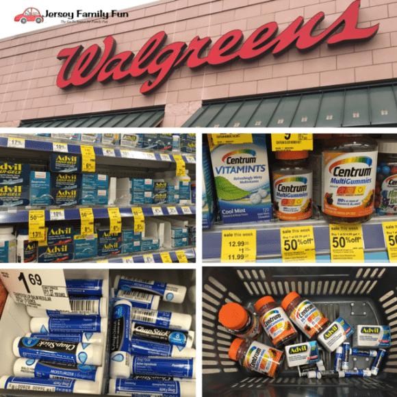 Walgreens Healthy Savings