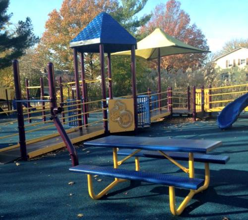 Monmouth County Playgrounds conway park