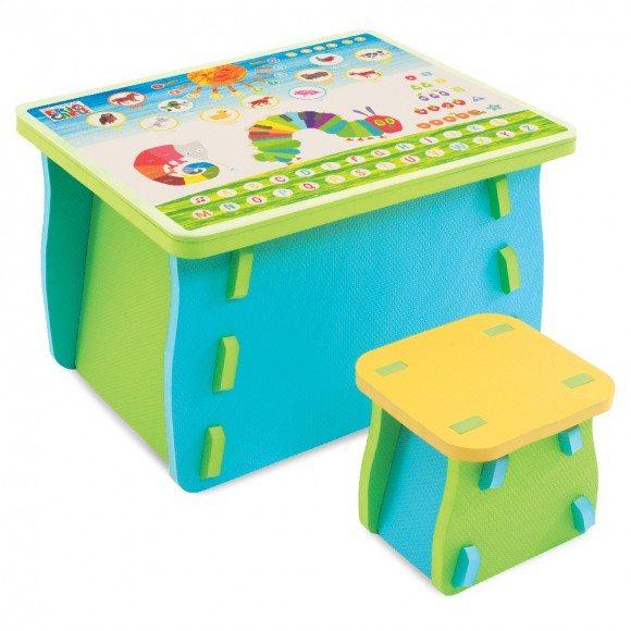creative baby eric carle desk
