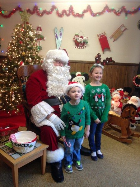 Santa Land in Denville is a great way to have holiday fun in North Jersey.