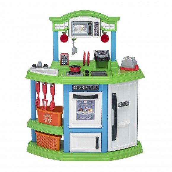 American Plastic Toys Cozy Comforts Kitchen