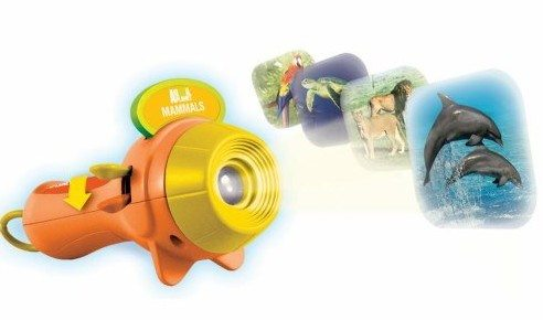 Animal Planet Click & See Projector