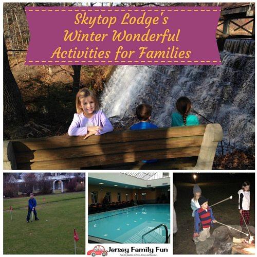 Skytop Lodge activities
