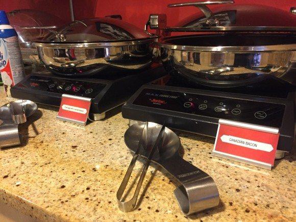 TownePlace Suites Bethlehem Easton Breakfast Buffet