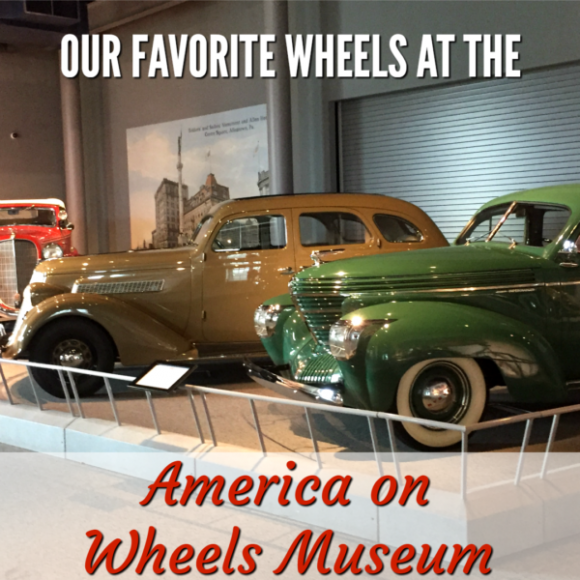 our favorite wheels at the america on wheels museum