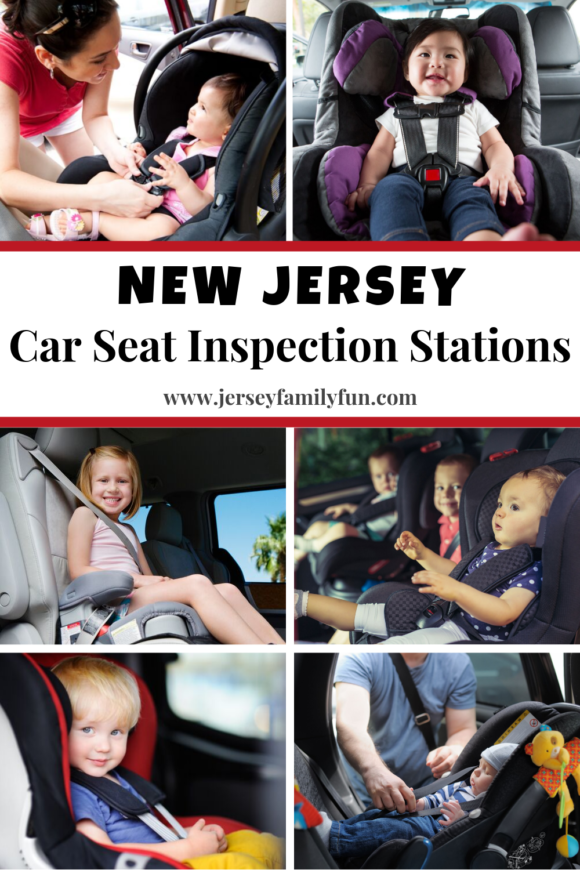 New Jersey Car Seat Safety Inspections pinterest