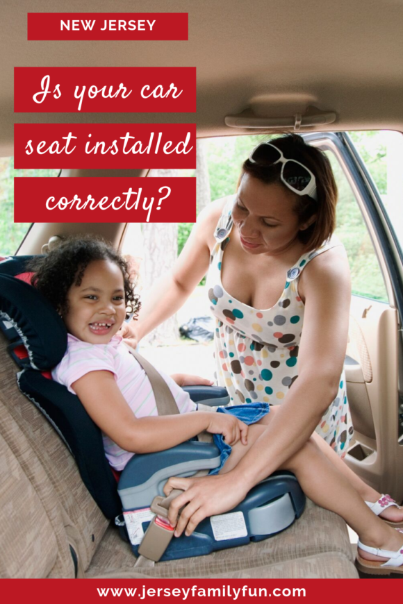Is your car seat installed correctly pinterest image