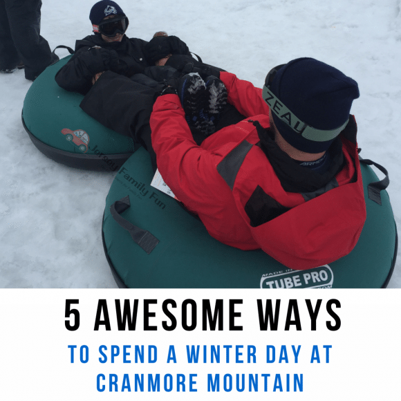 5 Awesome ways to spend a winter day at Cranmore Mountain