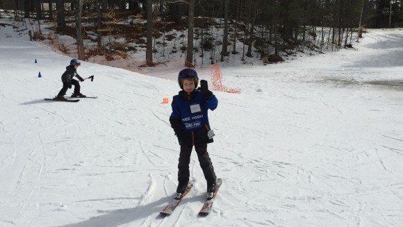 King Pine Ski Lessons Knee Hi