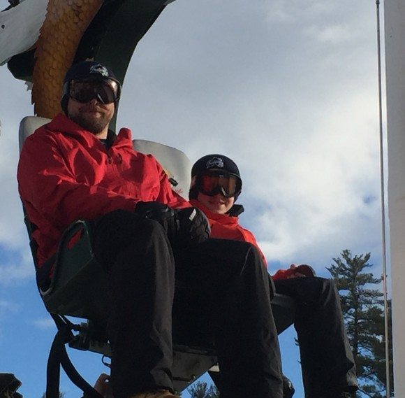 Cranmore Mountain's Soaring Eagle Zip Line